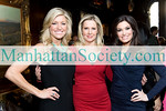 Ainsley Earhardt, Cheryl Casone, Kimberly Guilfoyle attend A CHARITEA FOR SFK by SALONTEA Hosted by TRACY STERN on Tuesday, February 8, 2011 at The National Arts Club, 15 Gramercy Park South at 20th Street, New York City, NY. (PHOTO CREDIT: ©Manhattan Society.com 2011)