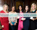 Cheryl Casone, Anisha Lakhani, Emma Snowden Jones, Kimberly Guilfoyle, Ainsley Earhardt attend CHARITEA FOR SFK by SALONTEA Hosted by TRACY STERN on Tuesday, February 8, 2011 at The National Arts Club, 15 Gramercy Park South at 20th Street, New York City, NY. (PHOTO CREDIT: ©Manhattan Society.com 2011)