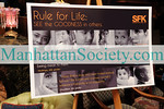 A CHARITEA FOR SFK by SALONTEA Hosted by TRACY STERN on Tuesday, February 8, 2011 at The National Arts Club, 15 Gramercy Park South at 20th Street, New York City, NY. (PHOTO CREDIT: ©Manhattan Society.com 2011)
