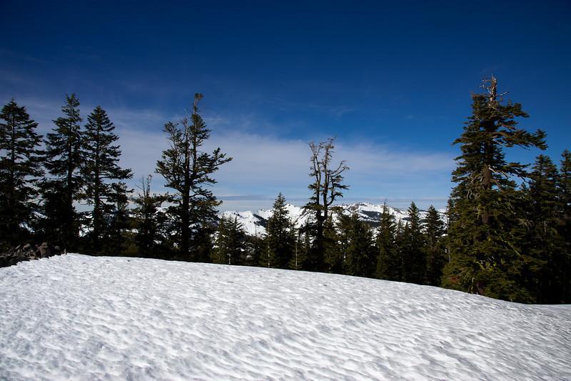 Another ridge