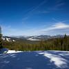 Toward Tahoe CIty