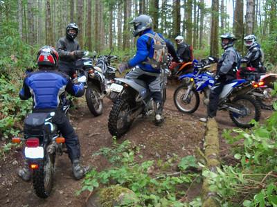 Tahuya Dual Sport Ride