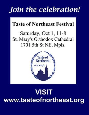 Taste of Northeast 2011
