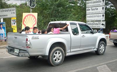 Thailand-March 2011