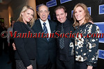 """Patricia Duff, Mario Cuomo, Mark Kostabi, Maria Cuomo Cole attend The Common Good Hosts Screening for """"Living for 32"""" on Monday, April 25, 2011 at The Paley Center for Media, 25 W. 52nd Street, New York City, NY  PHOTO CREDIT: Copyright ©Manhattan Society.com 2011 by Christopher Dwight Mejia London"""