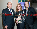 "Former New York Governor Mario Cuomo, Film producer Maria Cuomo Cole, Designer Kenneth Cole attend The Common Good's Screening for ""Living for 32"" on Monday, April 25, 2011 at The Paley Center for Media, 25 W. 52nd Street, New York City, NY  PHOTO CREDIT: Copyright ©Manhattan Society.com 2011 by Christopher Dwight Mejia London"