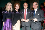 Anne Nordeman, Wendy Deets, William Heyman,Jacques Nordeman attend  The Gracie Mansion Conservancy Benefit Dinner 2011 on Monday, February 28, 2011 at Gracie Mansion, East End Avenue at 88th Street, New York City, NY (PHOTO CREDIT: ©Manhattan Society.com 2011)