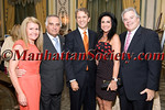 Patricia Lazio, Tony Lo Bianco, Rick Lazio, Donna Soloway, Richard Soloway attend The Guardian Angels 33rd Anniversary Gala on Tuesday, June 8, 2011 at The Pierre Hotel on Fifth Avenue at 61st Street, New York City, NY (Photos ©2011 ManhattanSociety.com by Partanio & London)