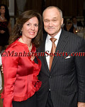 Mary Sliwa, NYPD Commissioner Ray Kelly attend The Guardian Angels 33rd Anniversary Gala on Tuesday, June 8, 2011 at The Pierre Hotel on Fifth Avenue at 61st Street, New York City, NY (Photos ©2011 ManhattanSociety.com by Partanio & London)