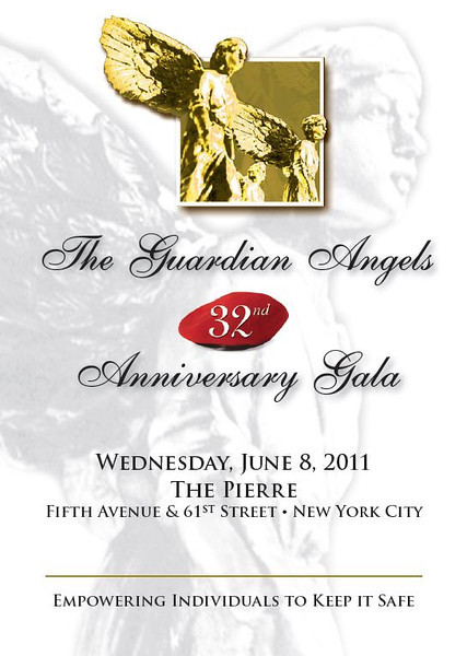The Guardian Angels 33rd Anniversary Gala on Tuesday, June 8, 2011 at The Pierre Hotel on Fifth Avenue at 61st Street, New York City, NY (Photos ©2011 ManhattanSociety.com by Partanio & London)