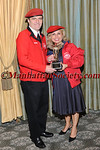 Curtis Sliwa, Honoree Cornelia Zicu attend The Guardian Angels 33rd Anniversary Gala on Tuesday, June 8, 2011 at The Pierre Hotel on Fifth Avenue at 61st Street, New York City, NY (Photos ©2011 ManhattanSociety.com by Partanio & London)
