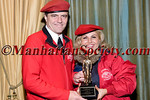 Curtis Sliwa, Honoree Cornelia Zicu attendThe Guardian Angels 33rd Anniversary Gala on Tuesday, June 8, 2011 at The Pierre Hotel on Fifth Avenue at 61st Street, New York City, NY (Photos ©2011 ManhattanSociety.com by Partanio & London)