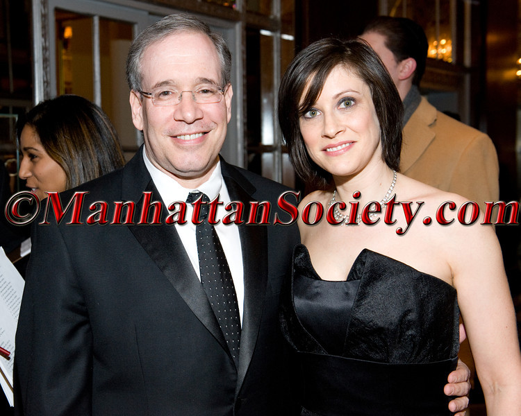 Manhattan Borough President Scott Stringer, Elyse Buxbaum