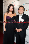 "Actress Gloria Reuben, Ambassador Young-mok Kim Consul General of The Republic of Korea The King of Joseon in New York on Monday, October 3, 2011 at The Great Hall and the Temple of Dendur at The <a href=""http://www.metmuseum.org/"" target=""_blank"">Metropolitan Museum of Art</a>, 1000 Fifth Avenue, New York City, NY PHOTO CREDIT:©Manhattan Society.com 2011 by Gregory Partanio"