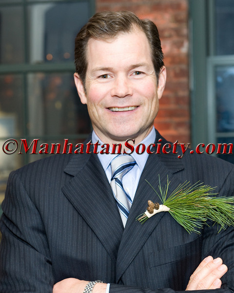"NY Ranger Legend Mike Richter attends The Nature Conservancy's Young Professionals Group : ""Wild At Heart--Cooking Up a Sustainable Life"" on Wednesday, March 30, 2011 at Tribeca Rooftop, 2 Debrosses Street, New York City, NY. PHOTO CREDIT: Copyright ©Manhattan Society.com 2011"