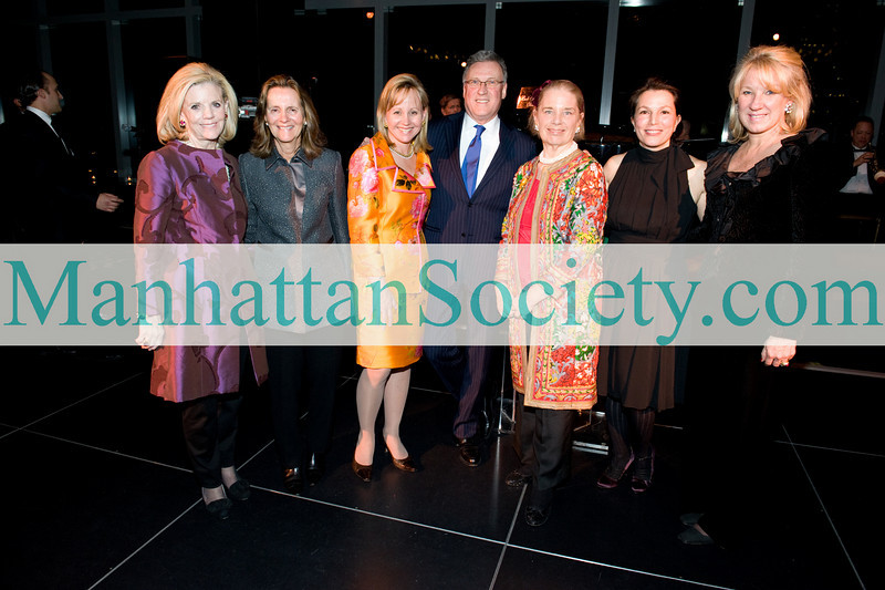 Mary Davidson, Nonie Sullivan, Deborah Royce, Gregory Long, Fernanda Kellogg, Dara Caponigro, Carolyn Englefield