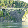 Deception Pass.  Big tide swing this weekend.