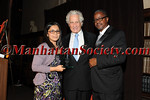 Dr. Alicia Hurtado M.D. , Honoree Lloyd Sherman, EdD, Special Recognition Award (Director) Center For Excellence for Youth Education Mount Sinai School of Medicine, Dr. Gary Butts, M.D.