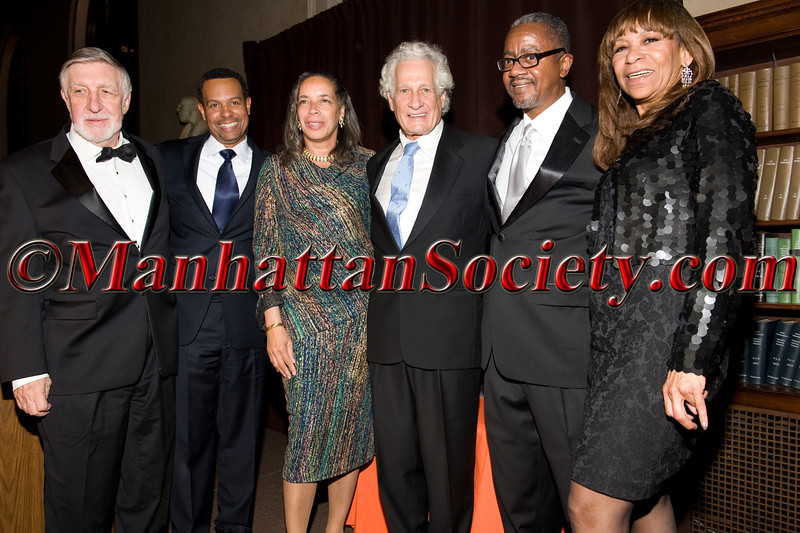 Honoree Ray Cornbill (Distinguished Community Service Award),  Honoree Dr. Marc Nivet EdD (Diversity Leadership Award) ,Honoree, Dr. Lynne Richardson, M.D. (Outstanding Health Care Leadership Award), Honoree Lloyd Sherman, EdD, Special Recognition Award (Director) Center For Excellence for Youth Education Mount Sinai School of Medicine, Dr. Gary Butts, M.D., Denise Elison