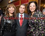 Denise Elison, Fmr. Governor David Paterson, Michelle Paige Paterson