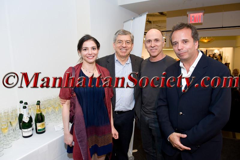 Maria Paz Gaviria, César Gaviria & Friends