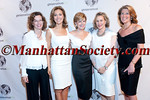 "Michelle Nunn, Silda Wall Spitzer, Laurie M. Tisch, Kathy Lacey, Sherrie Rollins Westin attend The Tenth Annual GENERATION ON ""Art of Giving"" Benefit on Thursday, May 26, 2011 at 583 Park Avenue, New York City, NY.   PHOTO CREDIT: Copyright ©Manhattan Society.com 2011 by Chris London"