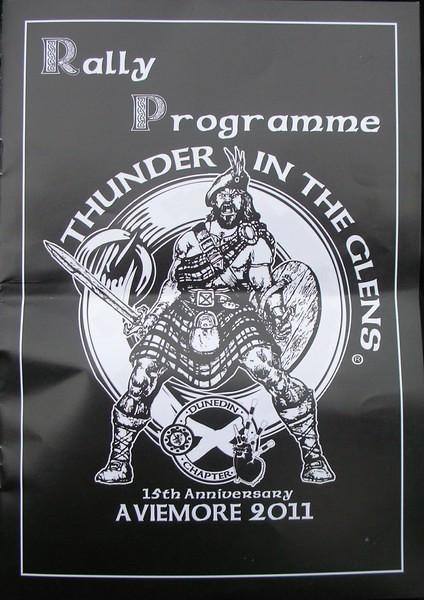 Thunder in Glens 2011