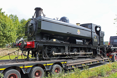 5786 on its way back home to the 'South Devon railway'
