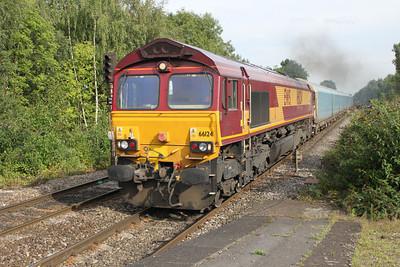 66124 1701-4m52 Southampton-Castle Bromwich
