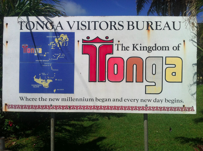 Welcome to Tonga