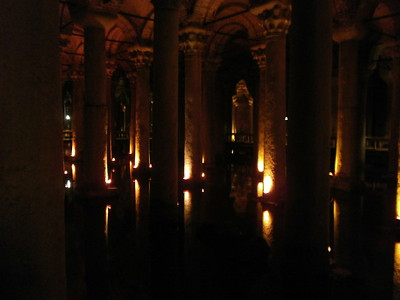 Underground Cistern - Kimberly Collins