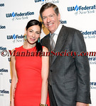 Stacy London, Steven Tanger attend  UJA-Federation of New York's Annual Fashion Luncheon Honoring Frank Doroff & Steven B. Tanger on Tuesday, April 5, 2011 at Cipriani 42nd Street, New York City, NY PHOTO CREDIT: Copyright ©Manhattan Society.com 2011 by Christopher London