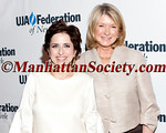 "Darcy Miller Nussbaum, Martha Stewart attend UJA-FEDERATION OF NEW YORK'S ""Women of Influence"" Luncheon on Thursday, May 19, 2011 at 583 Park Avenue, New York City, NY   PHOTO CREDIT: Copyright ©Manhattan Society.com 2011 by Chris London"