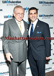 Larry Silverstein, Bram Webber attend UJA-FEDERATION OF NEW YORK 2011 Annual Rex Gala Awarding THE LARRY A. SILVERSTEIN REX AWARD to BRAM D. WEBER on Thursday, March 24, 2011 at Grand Hyatt New York, 109 East 42nd Street at Grand Central Terminal, New York City. PHOTO CREDIT: Copyright ©Manhattan Society.com 2011 by Christopher London