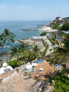 Our second stop, Puerto Vallarta
