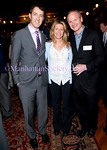 Alex Matthiessen, Jayni Chase, Brad Burnham attend The Urban Assembly New York Harbor School 7th Annual Fundraiser on Wednesday, March 9, 2011 at the New York Yacht Club, 37 West 44th Street, New York City, NY.  (PHOTO CREDIT: ©2011 Manhattan Society.com)
