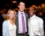 Jayni Chase, Alex Matthiessen, Alpha Francois attend The Urban Assembly New York Harbor School 7th Annual Fundraiser on Wednesday, March 9, 2011 at the New York Yacht Club, 37 West 44th Street, New York City, NY.  (PHOTO CREDIT: ©2011 Manhattan Society.com)