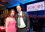 "Mary Fetchet, Tom Kean attend VOICES OF SEPTEMBER 11th Fourth Annual ""Always Remember Gala"" on Wednesday, June 1, 2011 at Pier Sixty, Chelsea Piers, New York City, New York.  PHOTO CREDIT: Copyright ©Manhattan Society.com 2011 by Chris London"