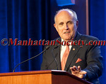"Keynote Speaker Mayor Rudolph W. Giuliani attends  VOICES OF SEPTEMBER 11th Fourth Annual ""Always Remember Gala"" on Wednesday, June 1, 2011 at Pier Sixty, Chelsea Piers, New York City, New York.  PHOTO CREDIT: Copyright ©Manhattan Society.com 2011 by Chris London"