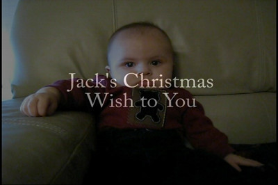 Jack speaks to the viewer about Christmas