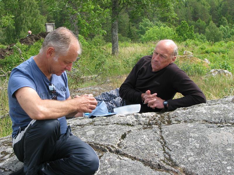 Kenneth och Björn
