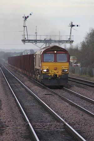66134 0951-6K22 Santon-Immingham, Barnetby.