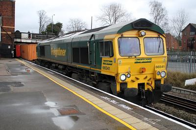 66541 1348-4M94 Felixstowe-Lawley St, Water Orton.