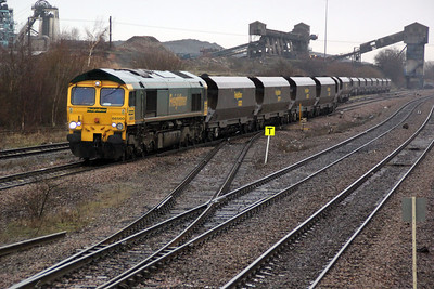 66560 1321-6R12 Hatfield Mine-Drax, Stainforth.