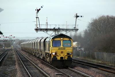 66512 0933-4R12 Barrow Hill-Immingham, Barnetby.