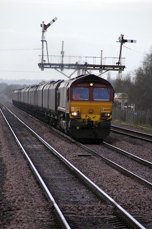 66078 1010-4c72 Scunthorpe-Immingham, Barnetby.
