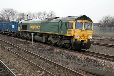 66607 1303-6E06 Bredbury-Roxby, Stainforth.