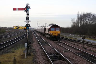66119 1011-4R13 West Burton-Immingham, Barnetby.