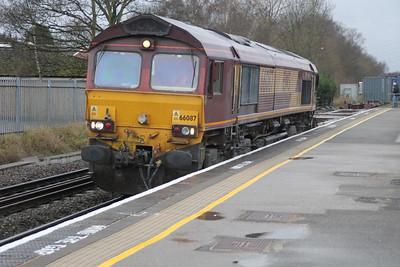 66087 TnT 66141 1450-4m66 Southampton-Birch Coppice, Water Orton.