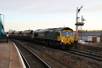 66546 0859-6R33 Immingham-Eggboro, Barnetby.